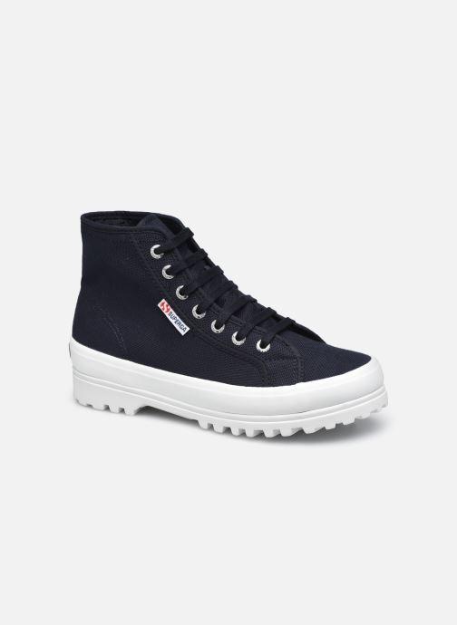 Sneakers Superga 2341 Alpina Cotu Coton W Azzurro vedi dettaglio/paio