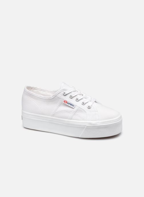 Sneaker Superga 2790 Acot W Linea Up and Down W weiß detaillierte ansicht/modell