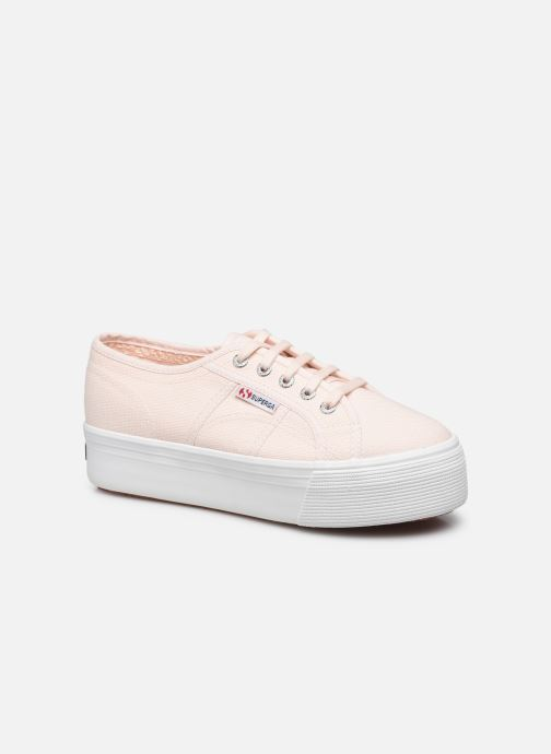 Sneakers Superga 2790 Acot W Linea Up and Down W Roze detail