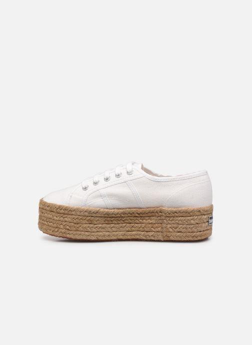 Sneaker Superga 2790 Cotro Pew Coton W weiß ansicht von vorne