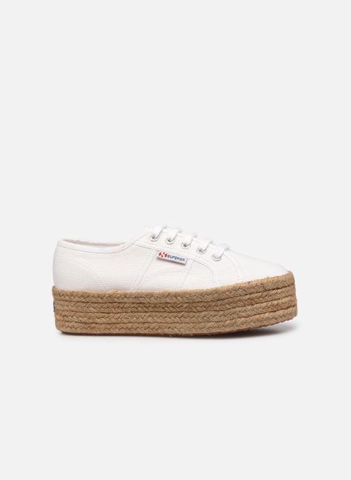 Sneaker Superga 2790 Cotro Pew Coton W weiß ansicht von hinten