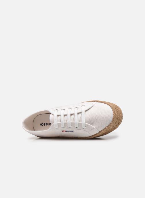 Sneaker Superga 2790 Cotro Pew Coton W weiß ansicht von links