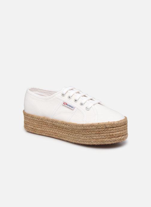 Sneakers Superga 2790 Cotro Pew Coton W Wit detail