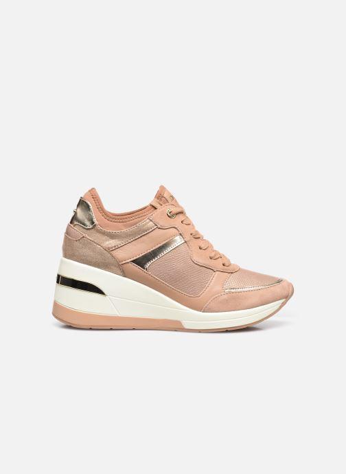 Sneaker Dune London EILA rosa ansicht von hinten