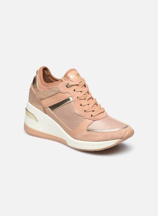 Sneaker Dune London EILA rosa detaillierte ansicht/modell