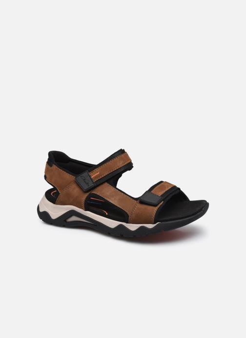 Sandali e scarpe aperte Clarks Unstructured Wave2.0 Jump Marrone vedi dettaglio/paio