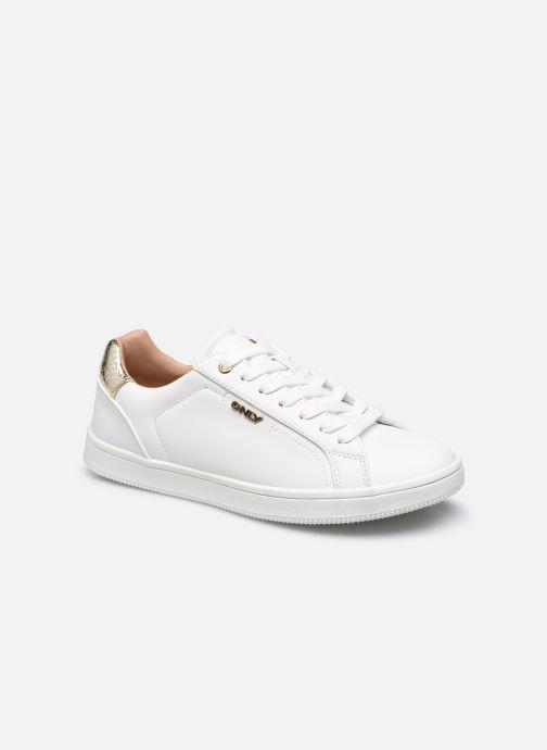 Sneakers ONLY ONLYSHILO-31 PU METALLIC SNEAKER Bianco vedi dettaglio/paio