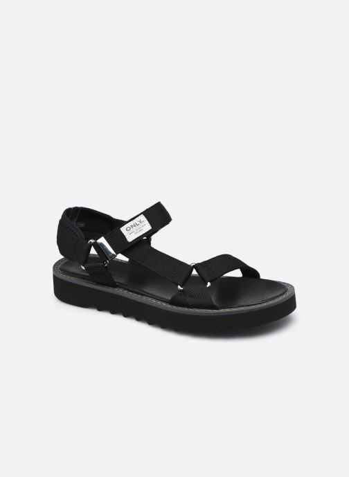 Sandali e scarpe aperte ONLY ONLMALU-5 CHUNKY WRAP SANDAL Nero vedi dettaglio/paio