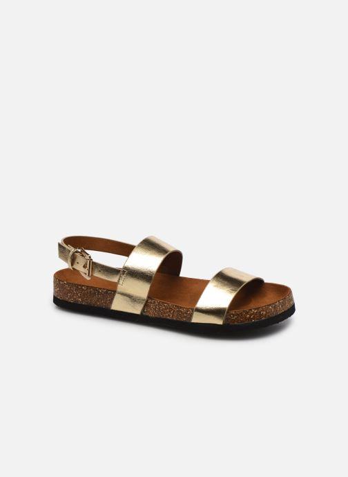 Sandales et nu-pieds Femme ONLMAXI-1 PU FOIL  SLINGBACK SANDAL