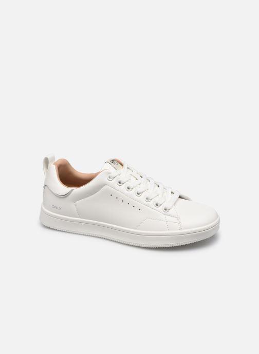 Sneakers ONLY ONLSHILO PU SNEAKER NOOS Bianco vedi dettaglio/paio