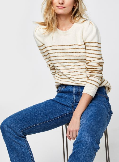 Pull - Viedie O-Neck Knit Top
