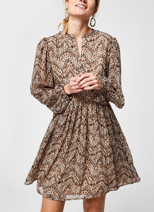 Robe mini - Visunara Sleeve Dress