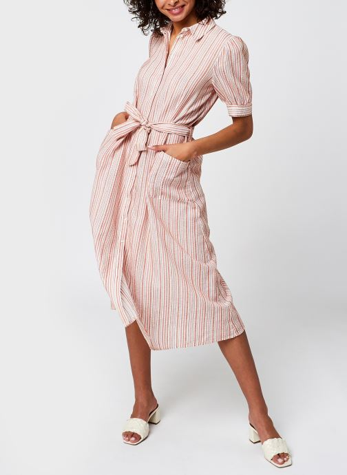 Kleding Accessoires Vivigga Midi Shirt Dress