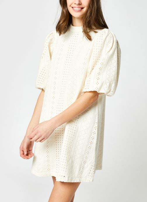 Vêtements Vila Vidallia Dress Beige vue détail/paire