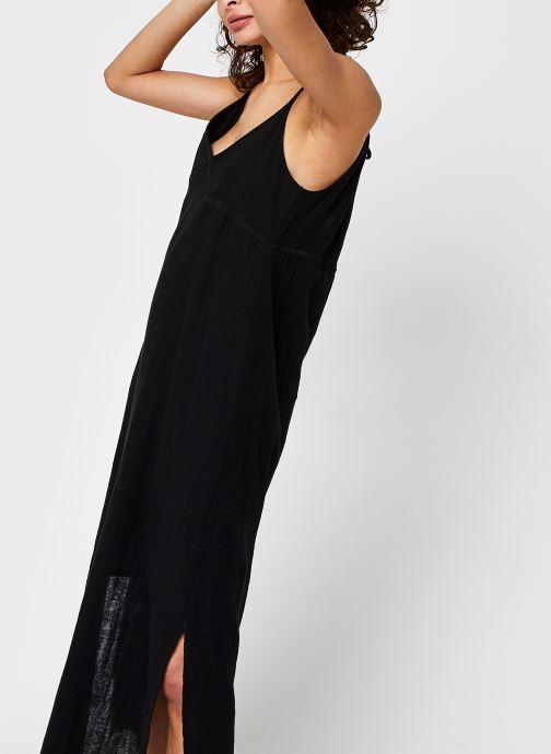 Vêtements Vila Vigazella Dress Noir vue détail/paire