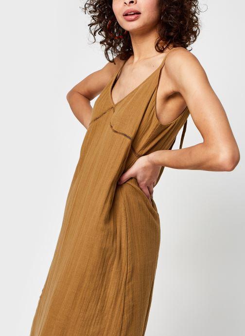Vêtements Vila Vigazella Dress Marron vue détail/paire