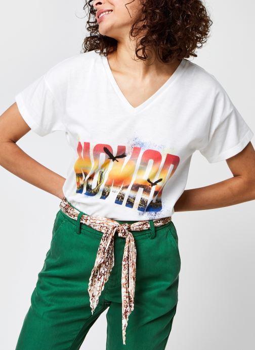 Vêtements Accessoires Vinillas V-Neck T-Shirt