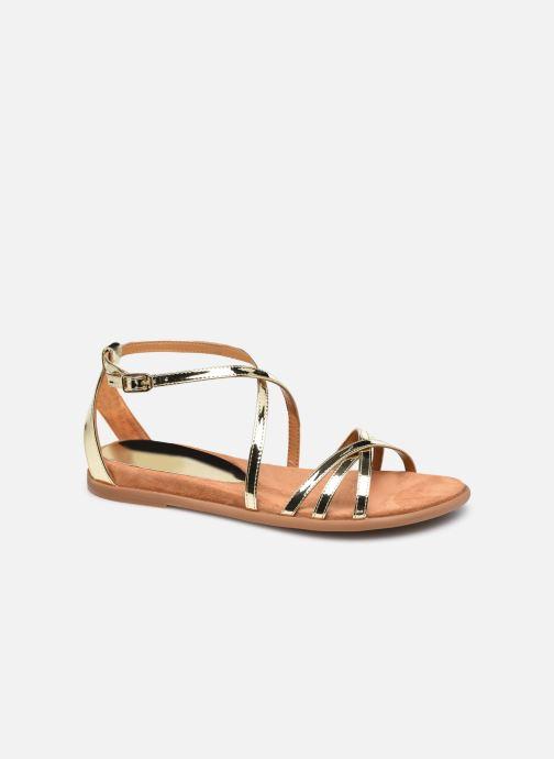 Sandalen Unisa CARCER gold/bronze detaillierte ansicht/modell