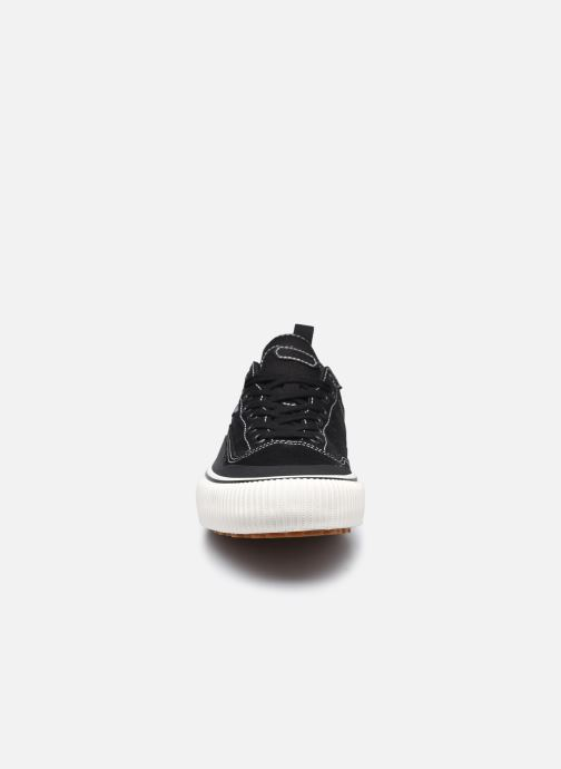 Baskets Vans UA Destruct SF Noir vue portées chaussures