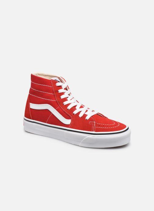 Sneakers Vans UA SK8-Hi Tapered W Rood detail