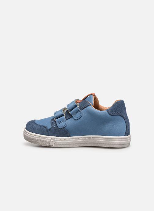 Sneaker Froddo G2130230 blau ansicht von vorne
