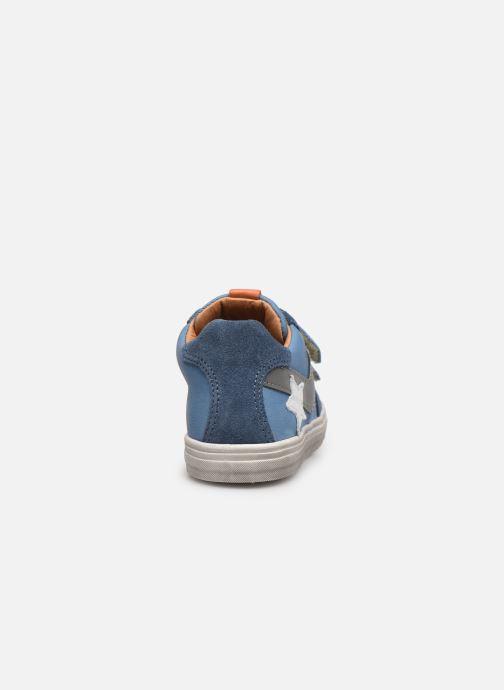 Sneaker Froddo G2130230 blau ansicht von rechts