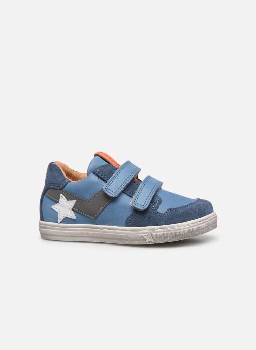 Sneaker Froddo G2130230 blau ansicht von hinten