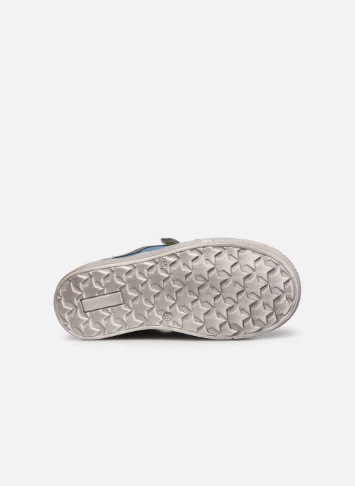 Sneaker Froddo G2130230 blau ansicht von oben