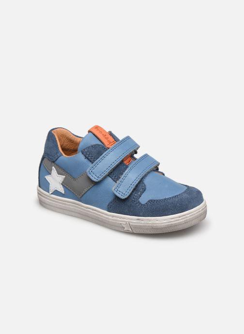 Sneaker Froddo G2130230 blau detaillierte ansicht/modell