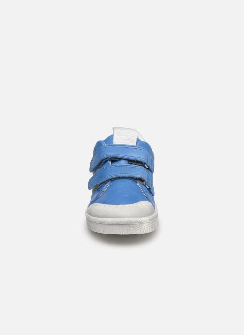 Sneaker Froddo G2130232 blau schuhe getragen