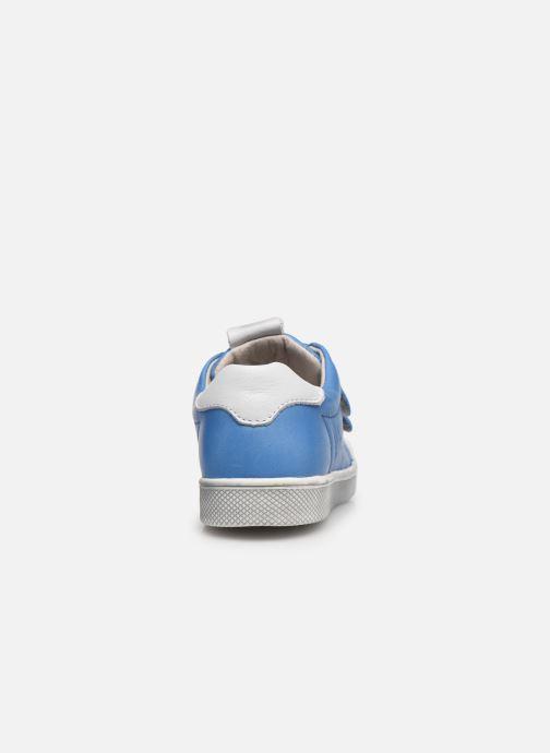 Sneaker Froddo G2130232 blau ansicht von rechts