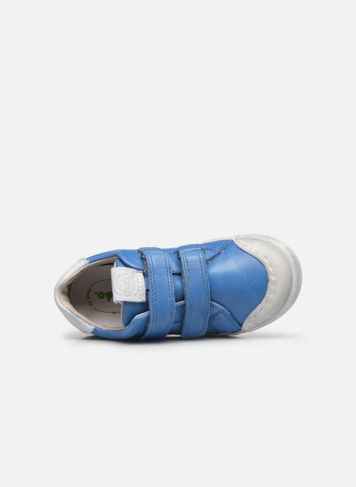 Sneaker Froddo G2130232 blau ansicht von links