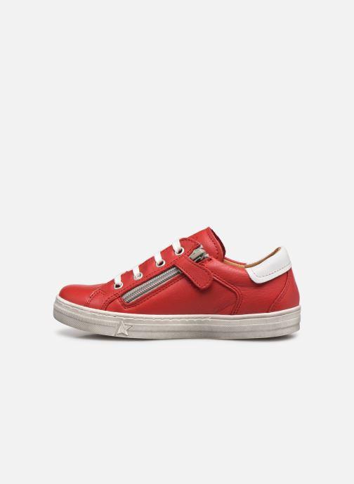 Sneaker Froddo G3130162 rot ansicht von vorne