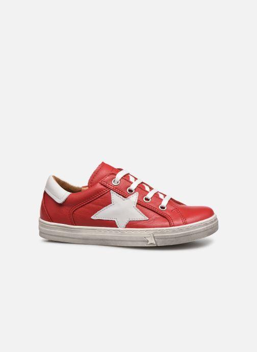 Sneaker Froddo G3130162 rot ansicht von hinten