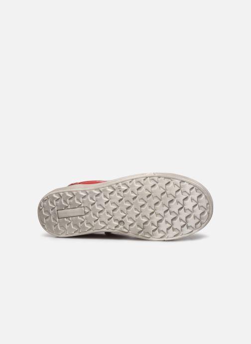 Sneaker Froddo G3130162 rot ansicht von oben