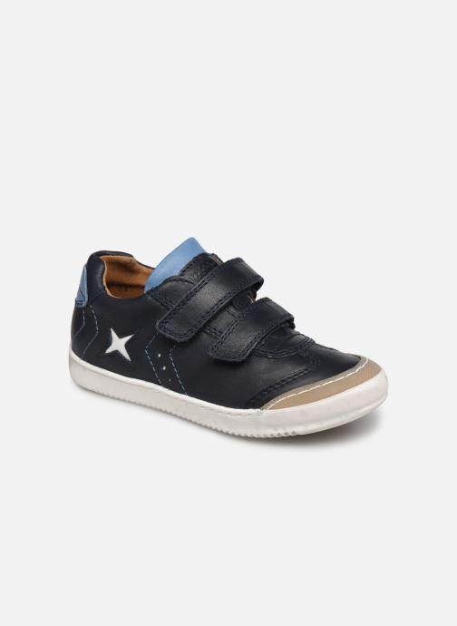 Baskets Froddo G3130164 Bleu vue détail/paire