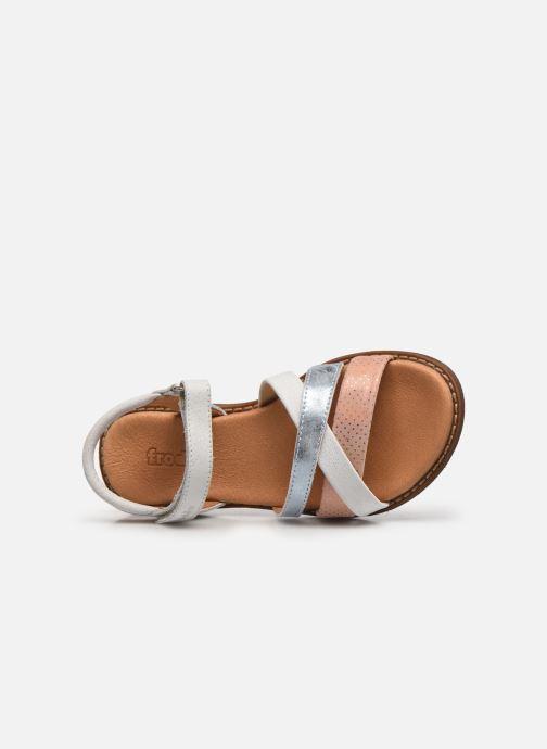 Sandali e scarpe aperte Froddo G3150178 Bianco immagine sinistra