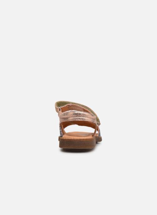 Sandali e scarpe aperte Froddo G3150179 Rosa immagine destra