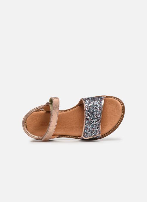 Sandali e scarpe aperte Froddo G3150179 Rosa immagine sinistra