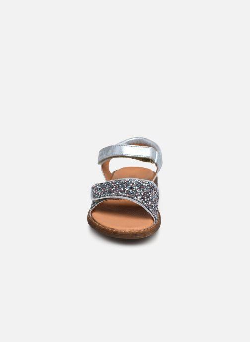Sandali e scarpe aperte Froddo G3150179 Argento modello indossato