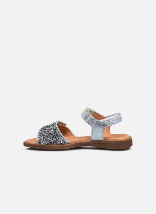 Sandali e scarpe aperte Froddo G3150179 Argento immagine frontale