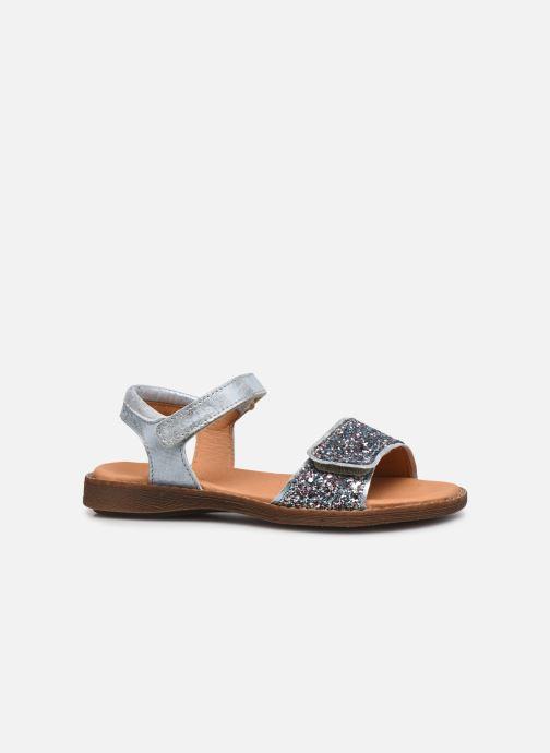 Sandali e scarpe aperte Froddo G3150179 Argento immagine posteriore