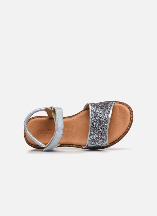 Sandali e scarpe aperte Froddo G3150179 Argento immagine sinistra