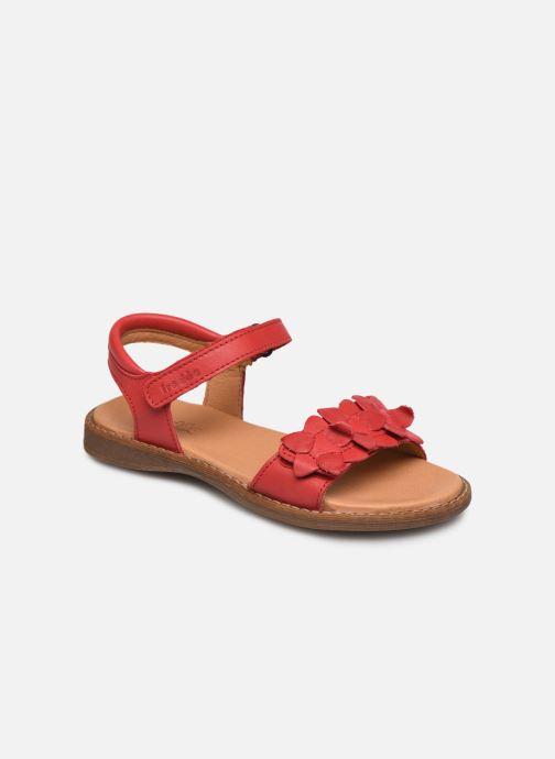 Sandalen Froddo G3150181 rot detaillierte ansicht/modell