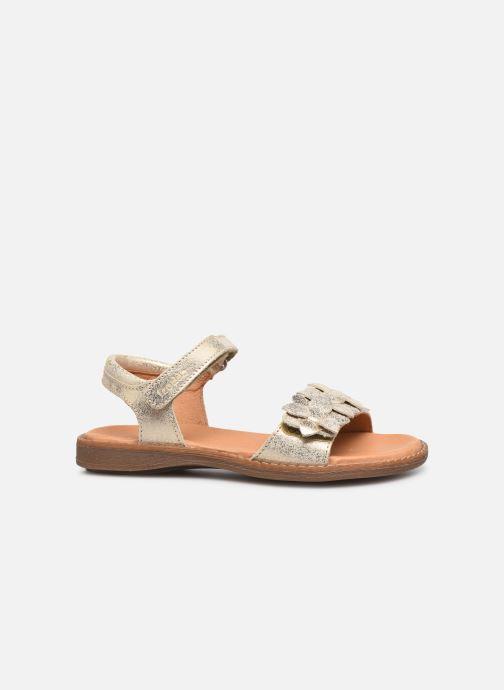 Sandali e scarpe aperte Froddo G3150181 Oro e bronzo immagine posteriore