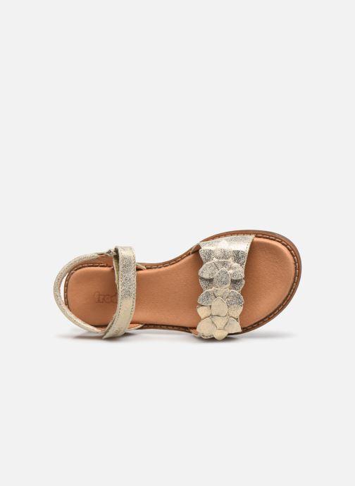 Sandali e scarpe aperte Froddo G3150181 Oro e bronzo immagine sinistra