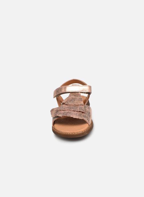 Sandali e scarpe aperte Froddo G3150182 Rosa modello indossato