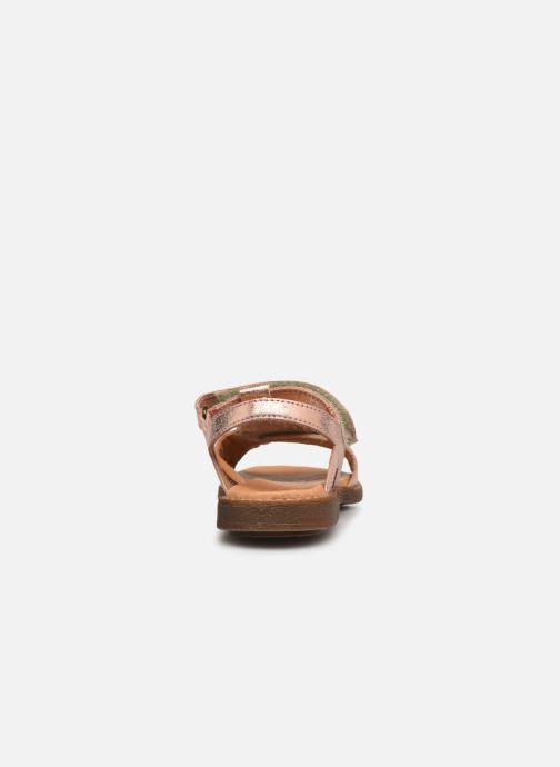 Sandali e scarpe aperte Froddo G3150182 Rosa immagine destra