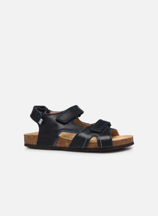 Sandalen Froddo G3150187 blau ansicht von hinten