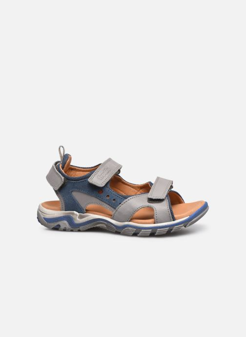 Sandalen Froddo G3150189 grau ansicht von hinten